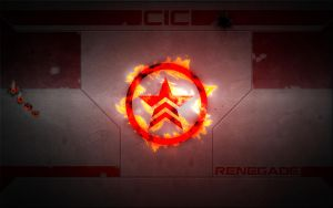 Renegade Wallpaper by GuardianoftheForce