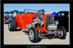 30 Ford Roadster by mahu54