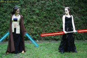 The duel Foto 03 by Darthsandr