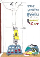 The Limited Powers of Laundry Cat by jenniology