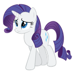 Rarity Worried by OTfor2