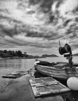 Fisherman's view 2 by TebPixels