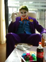 The Joker at your Service by JosephJKerr