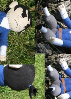 Jiro Plush by Spring-the-Rabbit