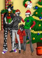 Merry gristmas 2012 by Razz-Rany
