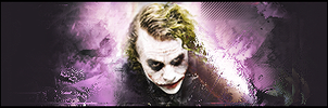 Joker Signature by angrybanana5000