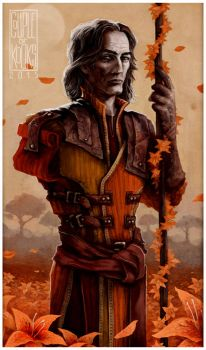 Chronicles of Amber: Benedict by coupleofkooks