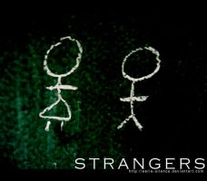 S trangers by eerie-silence