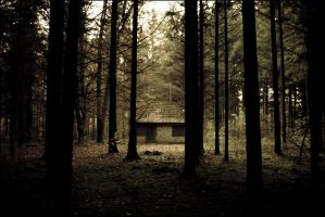 Red Riding Hood House by db-photoblogDOTcom
