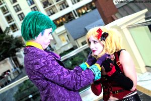 Katsucon 2015 - Jester and Clown(PS) 11 by VideoGameStupid
