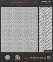 Textile Pattern 29.0 by Sed-rah-Stock