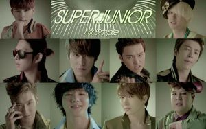 Wall Suju Mr Simple ver 1 by RainboWxMikA
