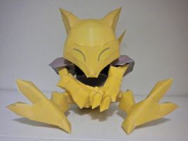 Abra by jewzeepapercraft
