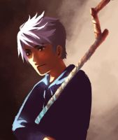 RotG: Jack Frost by IIclipse