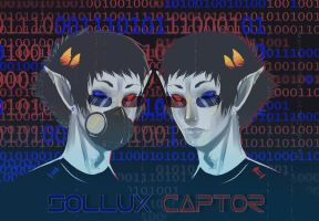Sollux Captor Homestuck by SasoriScorpion