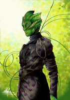 Silurian (2) by Red-Moon-Pictures