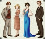 Generations Characters by tina-lynn