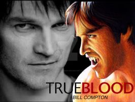True Blood- Bill Compton. by fantasy-passion