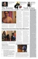 Rooster Teeth Times issue 1 by JCLFMark
