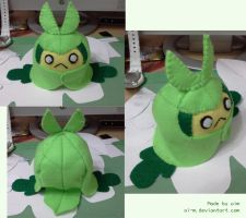 Swadloon plushie by oi-m