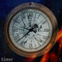 Time - album cover by KM-Chai
