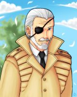 Old Big Boss by KierEmJ