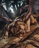 Manticore by boscopenciller