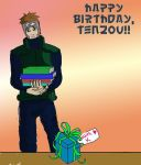 Happy birthday, Tenzou by Mirob