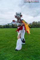 Amaterasu - Island Gardens 1 by TPJerematic