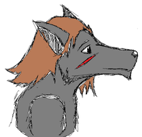 updated me wolf by crush401
