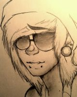 Sunglasses Boi. :-} by iKN0Y0UL0VEME