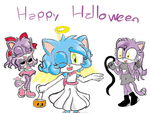 Happy Halloween '08 by Luna-Mishuemoon