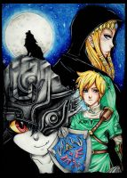Twilight Princess by yusuyoshi-sano