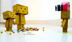 Family Danbo by Missorys