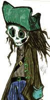 the real billy Bones by firstmateick-e