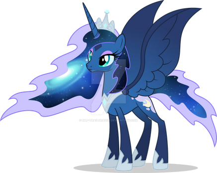 Reversal (AU) - Princess Luminara (Luna) by Trail-Grazer