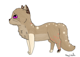 Just Nevaeh. {New shadding style, please comment} by Nayirah