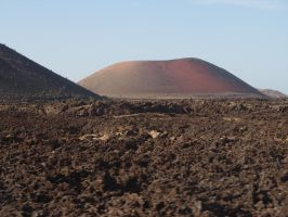 On the Way to Timanfaya2 by FractalMonster