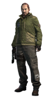 Barry Burton-RE Revelations 2 PNG 1 by Isobel-Theroux