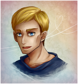 Young Erwin Smith by Kawaii-Fruit
