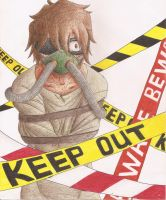 Keep out by RoxyJoker