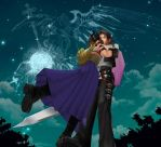 Squall x Yuna I come back for your love by AYU632