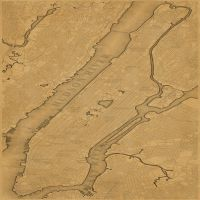 Map of Manhattan ISO View by SevenBridges