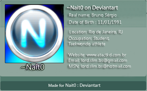 My DeviantID by Nait0