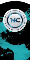 MC Bookmark - Front by miguelm-c