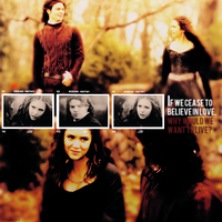 Picspam - Elijah and Katherine by KillerQueen97