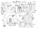 Draw Portals by Diana-Huang