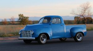 Studebaker Pickup by KyleAndTheClassics