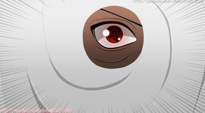 Obito ''Mangekyou Sharingan'' by Nasaru-Kun