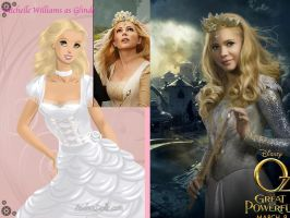 Glinda Oz Great and Powerful Wallpaper by nickelbackloverxoxox